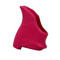 Hogue HANDALL Ruger LCP II Beavertail Grip Sleeve-Pink (18127)