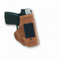 Galco STOW-N-GO IWB Holster-Right Hand-Natural Leather (STO652)