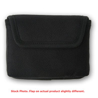 "Bulldog Cases Horizontal Ambi ""Cell Phone"" Holster For Small .380 Pistols-Black Nylon (BD841)"