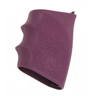 Hogue HANDALL S&W M&P 9mm/.40 S&W/.357 SIG Grip Sleeve- Purple (17406)