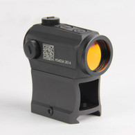 Holosun Micro Red Dot Sight 2 MOA Dot Battery Powered (HS403A)