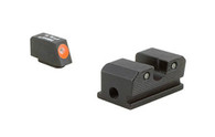 Trijicon Walther P99/PPQ HD Tritium Night Sight Set-Orange Ring (WP101-C-600738)