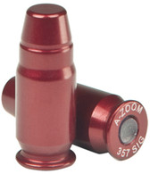 A-Zoom Snap Caps-,357 SIG Precision Metal Snap Caps-Pack of 5 (15159)