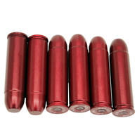 A-Zoom Snap Caps-.500 S&W Precision Metal Snap Caps-Pack of 6 (16144)