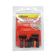 A-Zoom Snap Caps-Instructor Pack-.22 LR/.380 ACP/9mm/.40 S&W/.45 ACP  (16190)