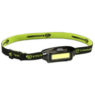 Streamlight Bandit 180 Lumens LED Rechargeable Headlamp WVisor Clip (61702)