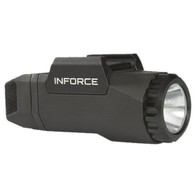 InForce APL Gen3 Pistol Light 400 Lumens LED White Light-Black (A-05-1)