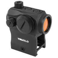 TruGlo Tru-Tec 20mm 2 MOA Red Dot Sight W/Interchangeable Bases (TG8120BN)