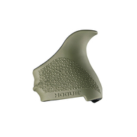 Hogue HANDALL Glock 26/27 Beavertail Rubber Grip Sleeve-OD Green (18601)