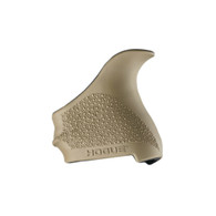 Hogue HANDALL Glock 26/27 Beavertail Rubber Grip Sleeve-Flat Dark Earth (18603)
