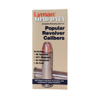 Lyman Load Data Book Revolver Reloading Data (9780008)