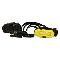 Streamlight Bandit 180 Lumens LED Rechargeable Industrial Headlamp-Yellow (61703)