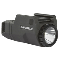 InForce APLC Compact LED Light For Glock Pistols-200 Lumens-Black (ACG-05-1)
