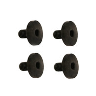 Hogue EXTREME Grip Screws-Beretta/Taurus-Hex Head-Black-Pack of 4 (92009)