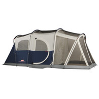 Coleman Weathermaster Tent with LED Elite 6 Person Tent 17'x9'-2000027947