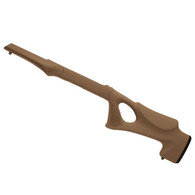 Hogue 10/22 Overmolded Stock Tactical Thumbhole, 920 Barrel Channel, Flat Dark Earth-22370
