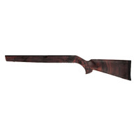 Hogue 10/22 Overmolded Stock Standard Barrel, Red Lava-22002
