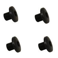 Hogue Grip Screws For Sig Sauer P238/P938-Hex Head-Short-Black (38009)