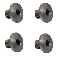 Hogue Grip Screws For Sig Sauer P238/P938-Hex Head-Short-Stainless (38019)