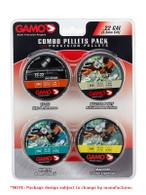Gamo Combo Pack .22 Cal-TS-22/Hunter/Magnum/Master Point (63209275554)