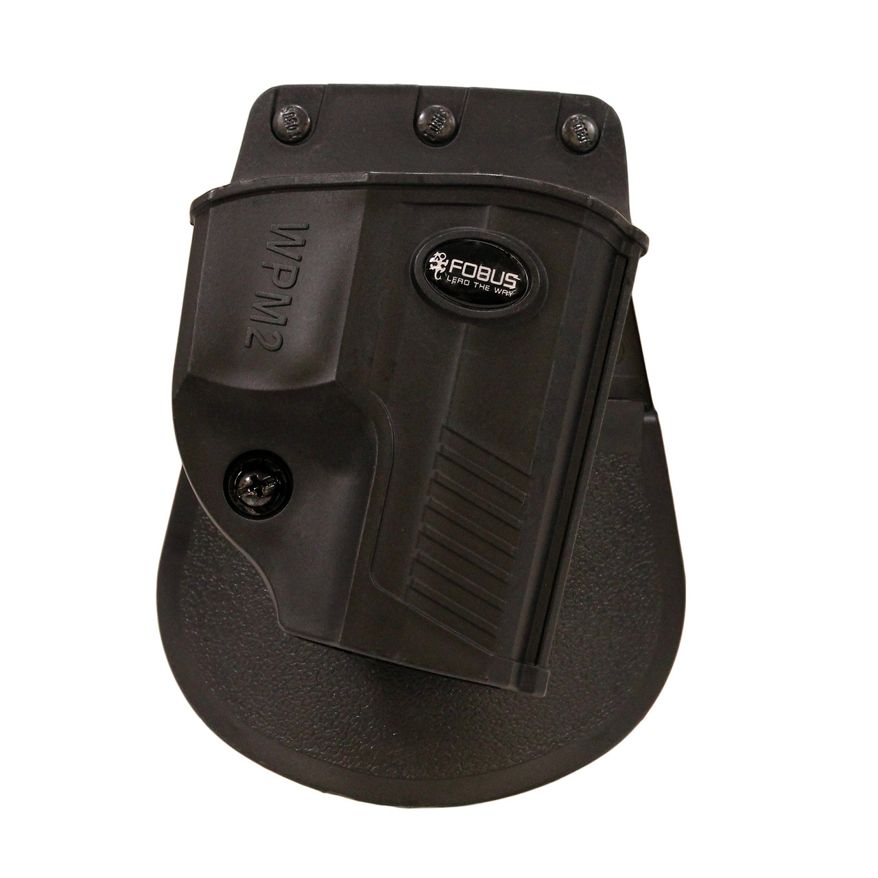 Fobus Evolution Paddle holster For Walther PPS M2 9mm-Right Hand (WPM2)
