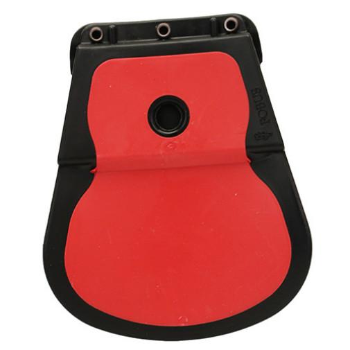Fobus Standard Paddle Holster For Glock 20/21/37/38/40/41-Right Hand (GL3)