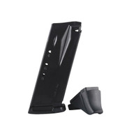 Ruger SR40C Magazine .40 S&W 9 Round W/Ext Floor Plate Factory Mag (90368)