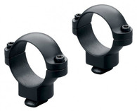 Leupold Dual Dovetail 30mm Scope Rings-High Height-Matte Black (49958)