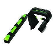 HIVIZ TriViz Turkey/Deer Shotgun Combo Sight Set-Green (TT1001)