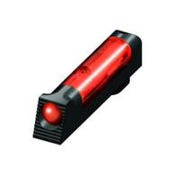 HIVIZ Sights Fiber Optic Front Sight For All Glock Models Except 42/43-Red (GL2009-R)