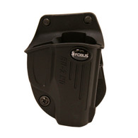 Fobus Evolution Paddle Holster For Ruger EC9S/LC9/LC380-Right Hand (RU2ND)