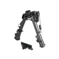 "Leapers UTG Tactical OP Bipod-QD Lever Mount 5.9""-7.3"" (TL-BP78Q)"