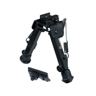 "Leapers UTG Super Duty Bipod W/QD Lever Mount 6.0""-8.5"" (TL-BP98Q)"