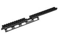 Leapers UTG Scout Slim Rail For Ruger 10/22 Rifles-26 Slots (MNT-R22SS26)