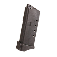 ProMag 6 Round 9mm Polymer Magazine For Glock 43-Black (GLK 12)