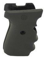 Hogue Rubber Grip W/Finger Grooves For Sig Sauer P239-OD Green (31001)