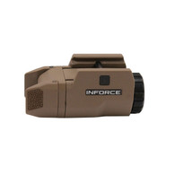 InForce APLc 200 Lumens LED Compact Pistol Light-Flat Dark Earth (AC-06-1)