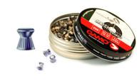 Gamo Match Pellets .22 Caliber Flat Tip Lead Pellets-Tin of 250 (632002554)