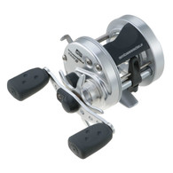 Abu Garcia Ambassadeur S Round Baitcast Reel-5.1:1-Right Hand Retrieve (AMBS-5500)