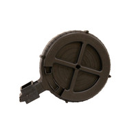 GSG .22 LR 110 Round Rotary Magazine For Select Ruger Rifles (GERMR110TEN22)
