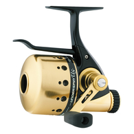 Daiwa Underspin US 80 XD Spincast Reel 4.3:1 Freshwater UL (US80XD-CP)