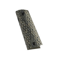 Hogue Colt & 1911 Government Grips Chain Link G-10 G-Mascus Green-45118