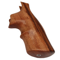 Hogue Wood Grip Goncalo Alves S&W N Frame, Round Butt-25252