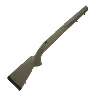 Hogue Winchester Model 70 Super Shot Stock Full Bed Block Olive Drab Green-07242