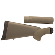 Hogue Remington 870 OverMolded Stock with Forend 20 Gauge, Olive Drab Green-08217
