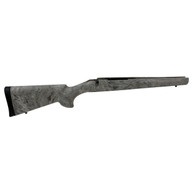 Hogue Howa 1500/Weatherby Long Action Stock Standard Barrel Full Bed Block Ghillie Green-15803