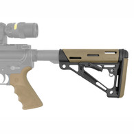 Hogue AR-15/M-16 Kit Desert Tan, Rubber-15356