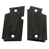 Hogue Sig P938 Ambidextrous Extreme Series Grip Ambidextrous, G10 Solid Black-98149