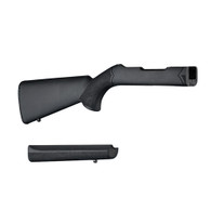 Hogue 10/22 Takedown Standard Barrel Rubber OverMolded Stock Black-21040