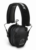 Walkers Razor Slim Shooter Folding Electronic Muffs NRR 23-Black (GWP-RSEM)